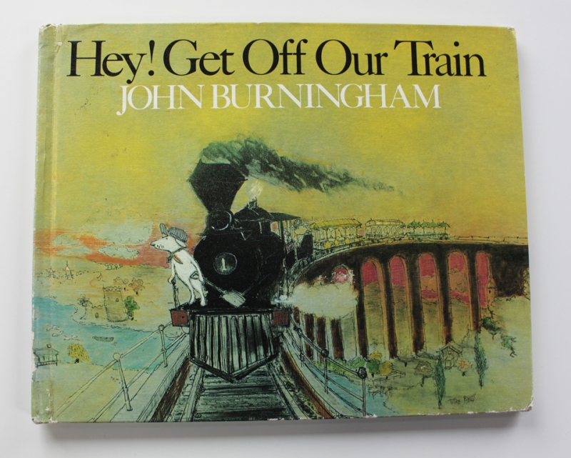 TrainBurningham