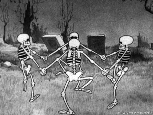 Danse Macabre Disney